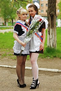 Schoolgirls selection 2 russian schoolgirls
