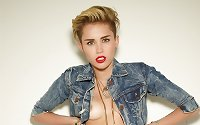 Miley Cyrus Photoshoot for YOU Magazine! January 2014