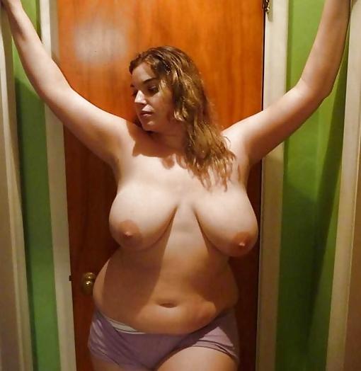 Голые толстушки частное фото